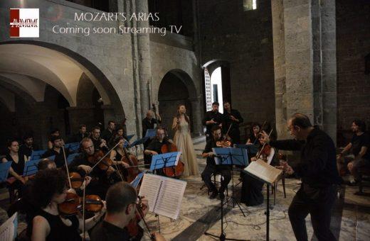Mozart's Arias