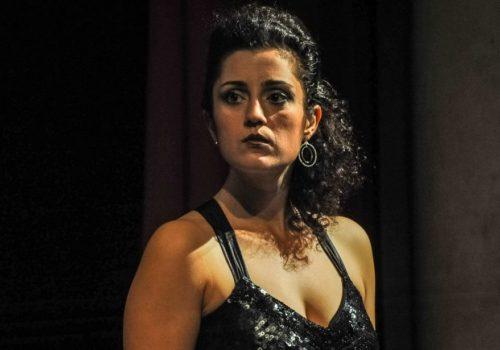 Giorgia in scena 3